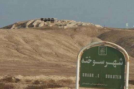 تصویر شهر سوخته؛ شهری بیدفاع
