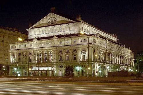 تئاتر کولون ، بوئنوس آیرس