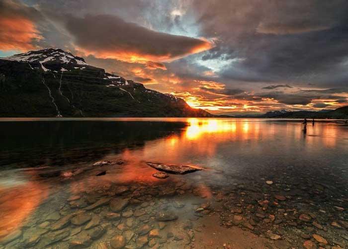 جاذبه گردشگری نروژ