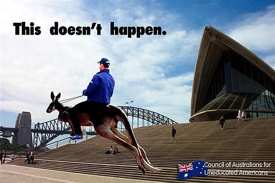 گردشگری استرالیا