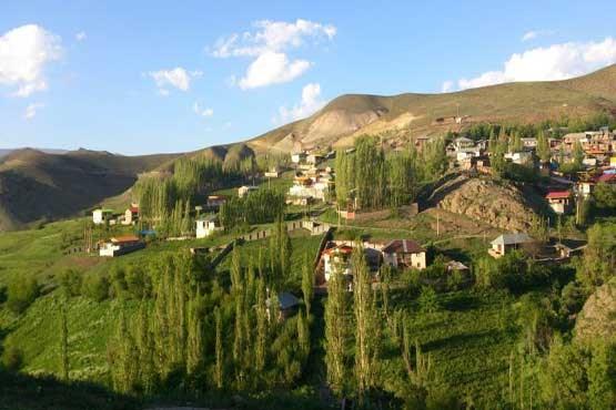 تصویر معروفترین و زیباترین روستاهای ایران  + تصاویر