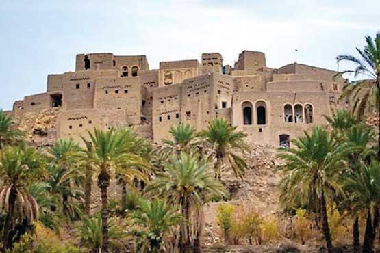 تصویر قلعه مرموز
