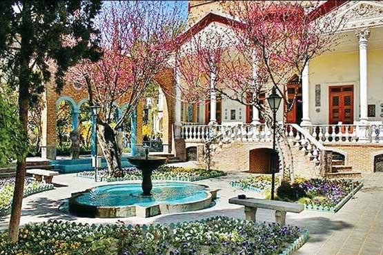 تصویر نشانهای از سنت در قلب تهران