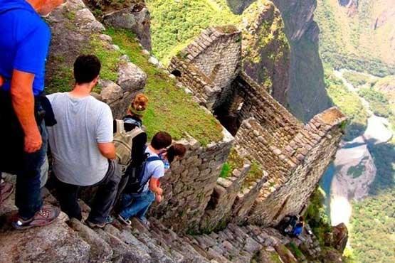 وحشتناک ترین پله جهان (+عکس)