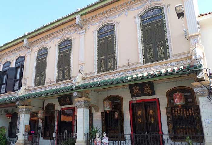 موزه میراث بابا نیونیا-baba_and_nyonya_house_museum