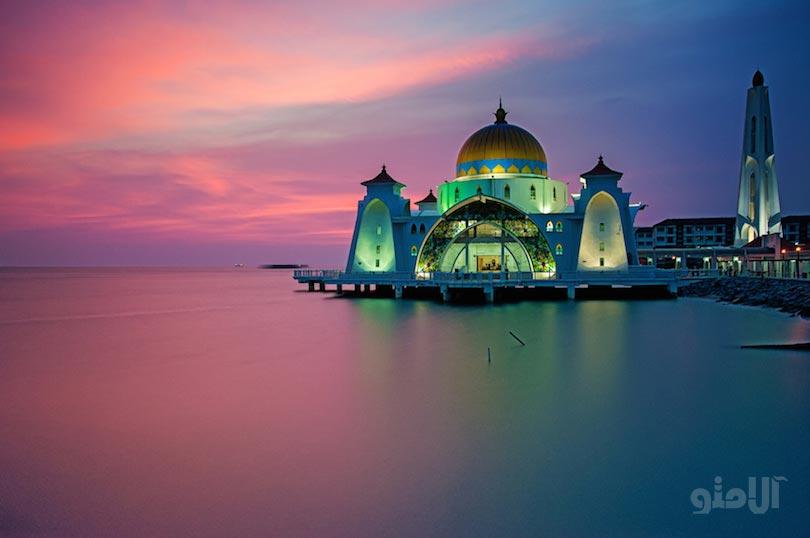مسجد سلت ملاکا-masjid_selat
