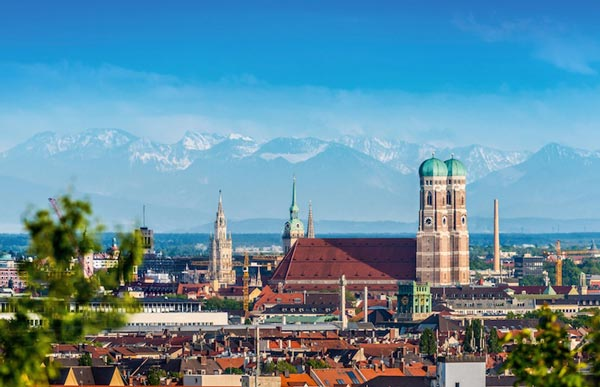 فراونکیرخه مونیخ-Munich-Frauenkirche