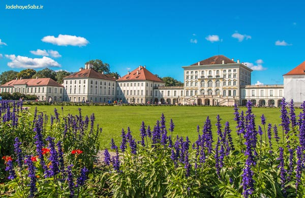 کاخ نیمفنبورگ-Nymphenburg-Palace