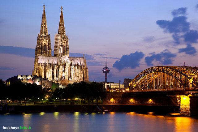 توریستی آلمان Cologne