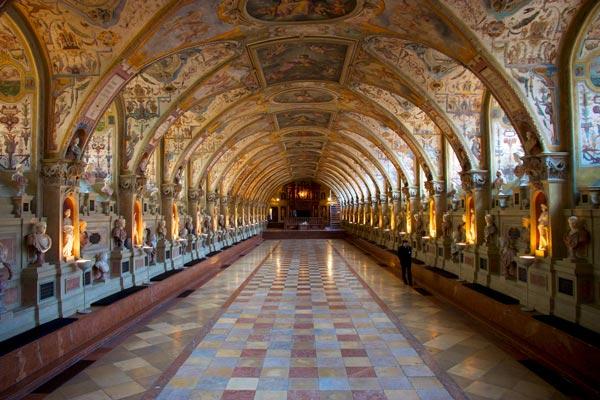 کاخ رزیدنس مونیخ-Munich-Residenz