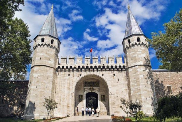 Top-Istanbul-Topkapi-کاخ توپکاپی استانبول ترکیه