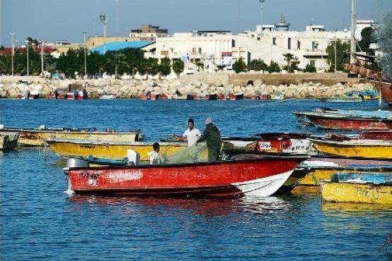 تصویر بوشهر با گردشگری دریایی به استقبال نوروز میرود