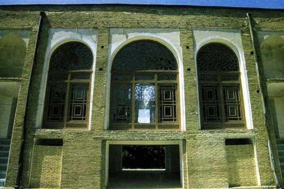تصویر عمارت سلیمانیه کرج