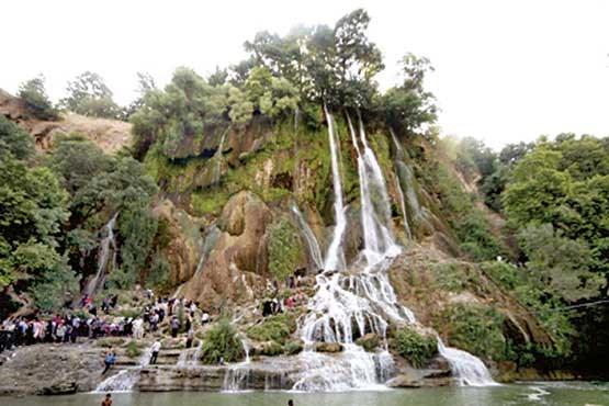 تصویر دیدار با آبشارهای لرستان