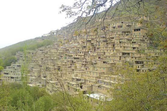 تصویر روستاهای پلکانی