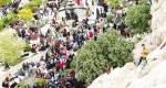 همهساله جشن باشکوهی در کرمان، 40 روز پس از نوروز برگزار میشود