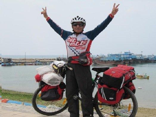 دوچرخهسوار ایرانی