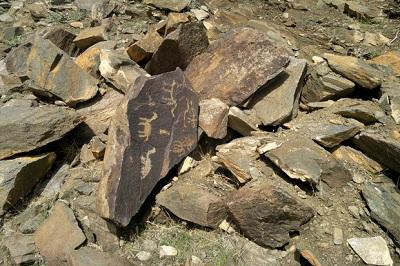 سنگ باستانی