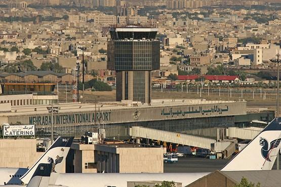 تصویر فرودگاه مهرآباد ثبت ملی شد
