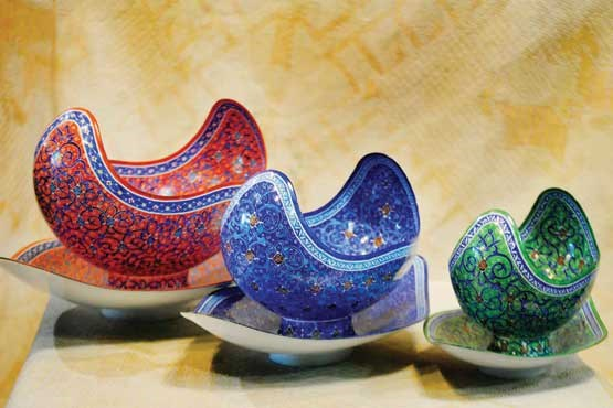تصویر هنر دست زنان کویر