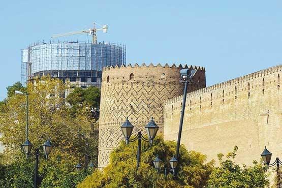 تصویر گام ارگ شیراز در راه جهانی شدن