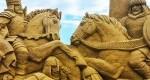جشنواره مجسمههای شنی آنتالیا