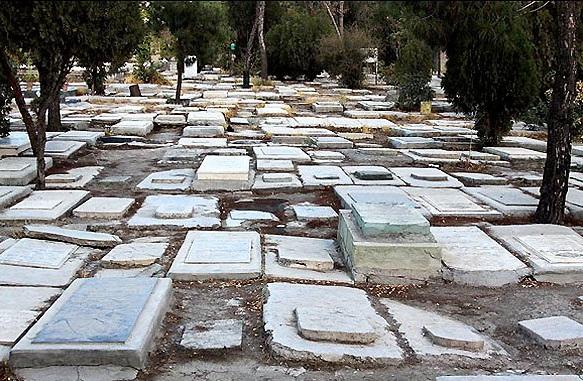 سنگ قبرها
