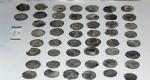 کشف و ضبط تعدادی سکه و اشیاء مربوط به ادوار مختلف تاریخی