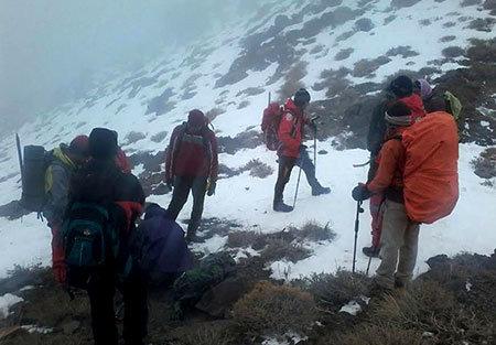 کوهنوردان آلمانی