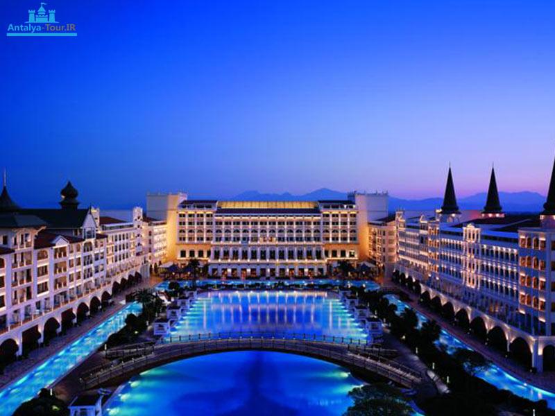 هتل مردان پالاس آنتالیا