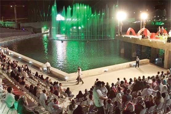 تصویر گردشگری در شبهای رمضان
