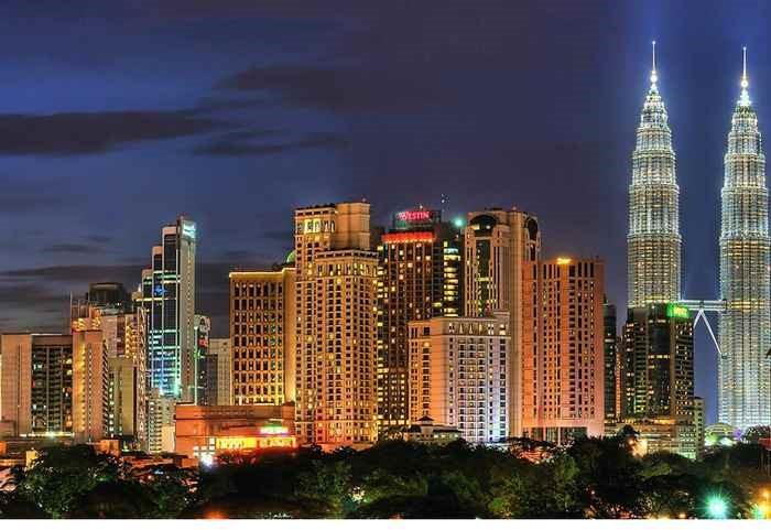 برج های دوقلوی پتروناس مالزی