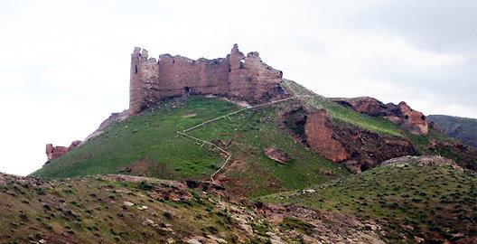 دژ شهر سمیران