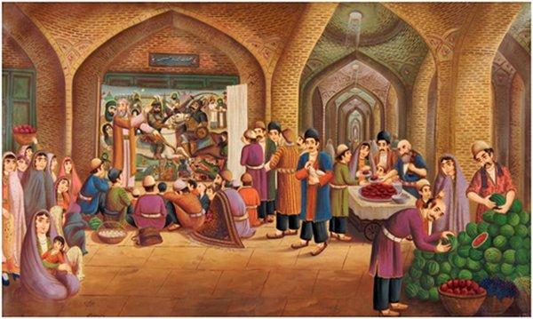 فرهنگ ایرانیان