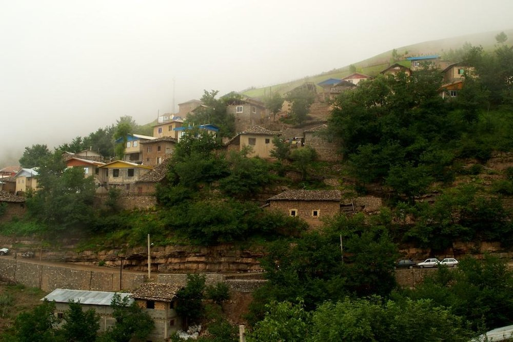 روستای نیچکوه