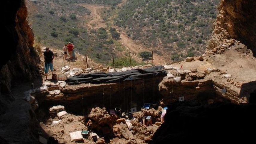 قبر شمن 12 هزار ساله