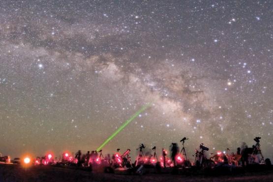 تصویر گردشگری نجومی ظرفیتی که اگر قدر بدانیم... +عکس