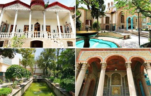 تصویر ارزشمندترین خانه جهان در تهران + تصاویر