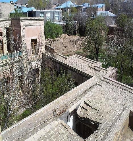 خانه دکتر قریب