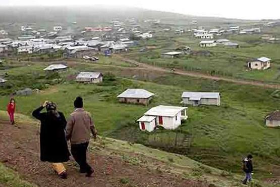 تصویر روستایی مرموز نزدیک تهران  +عکس