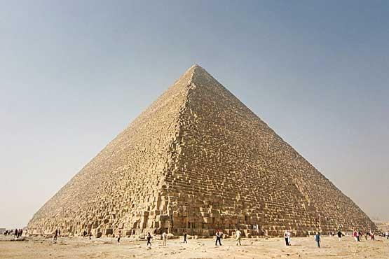 تصویر کشف اسرار جدید از اهرام مصر